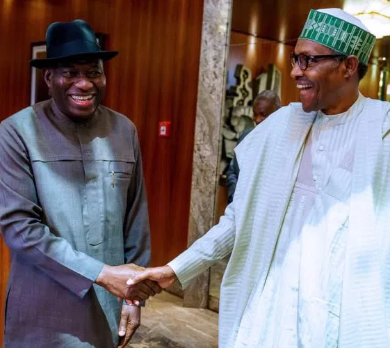 Your legacy of humility will continue to resonate?- President?Buhari to Jonathan?on his 62nd birthday