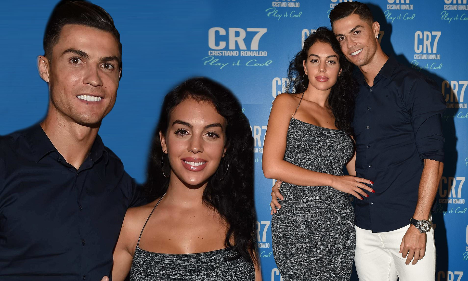 Cristiano Ronaldo hits back at claims he secretly married his girlfriend Georgina Rodr?guez in Morocco