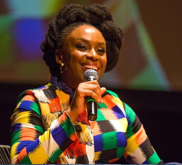"""I?m not going to shut the f*ck up"" Chimamanda says about being an advocate for feminism"