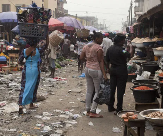 Lagos State government?shuts down Oyingbo Market
