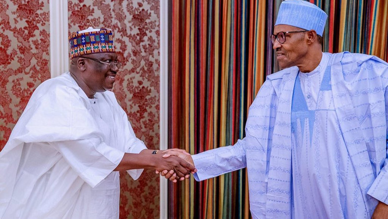 Any request that comes from Buhari will make Nigeria a better place - Senate President, Ahmed Lawan
