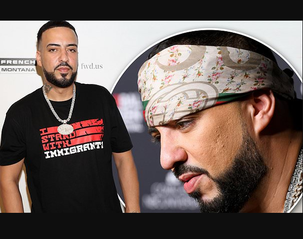 Rapper French Montana hospitalized with Elevated Heart Rate and Stomach Pain