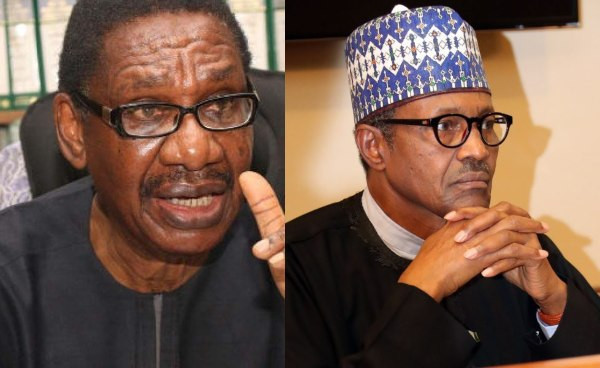 Stop accusing Buhari of disobeying court orders - Prof Itse Sagay tells Nigerians