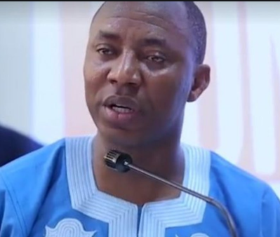 Omoyele Sowore sues DSS, demands N500m over his continued detention