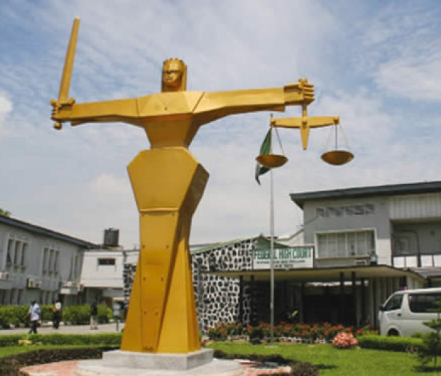 35-year-old barber, Bola Iluyemi arraigned in Ondo State for allegedly burgling a church mission house
