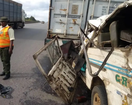 One dead, three?injured in Ogun road accident