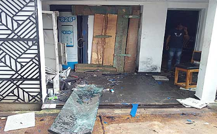 CCTV showed Ekiti bank staff looting vault before robbery attack - Police