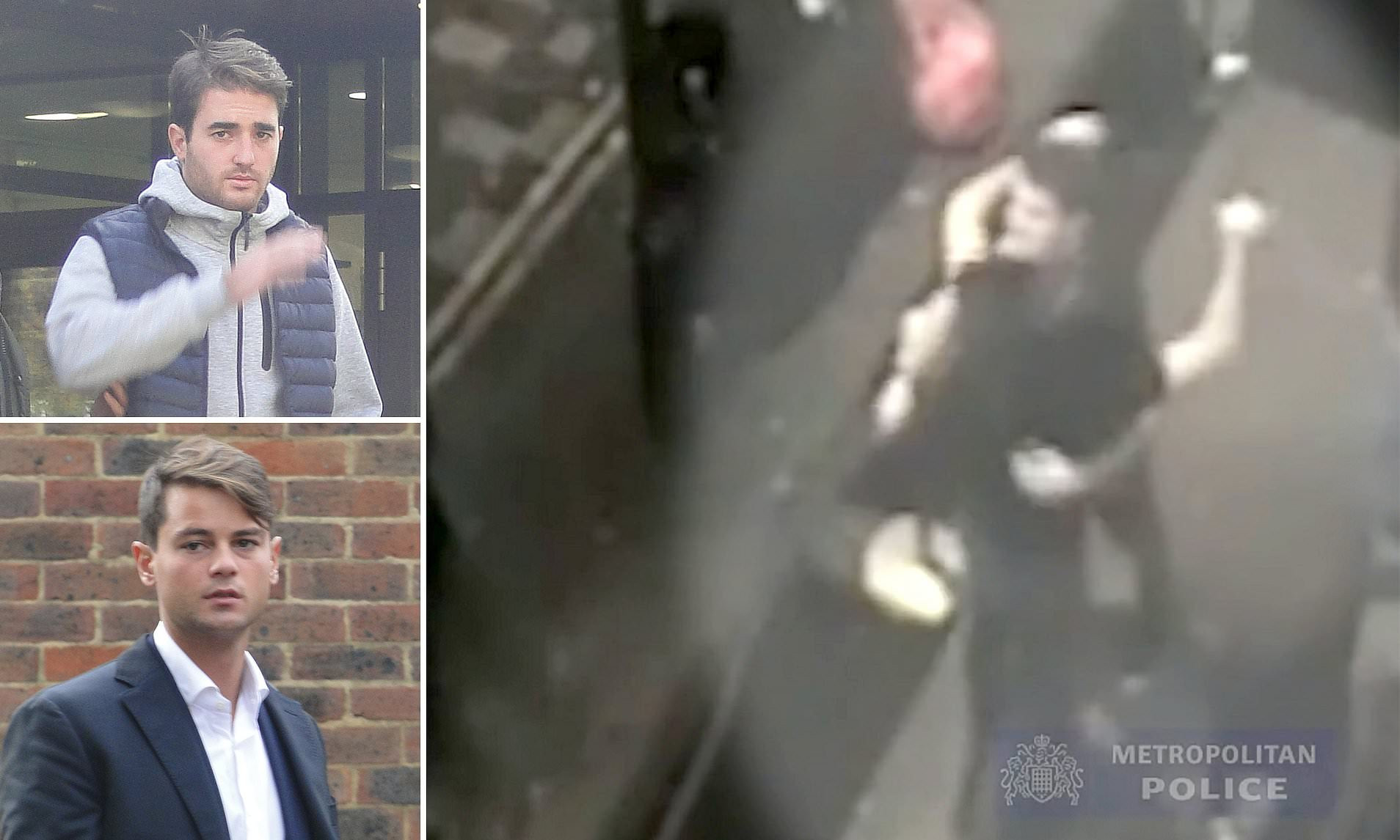 Students who hugged and high-fived after raping woman in London nightclub jailed