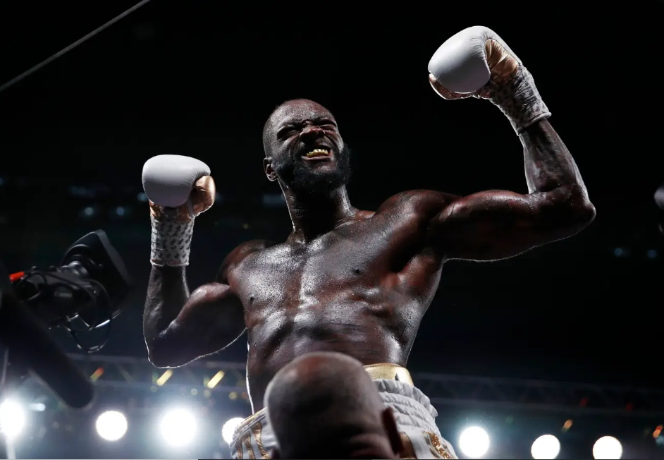 Deontay Wilder knocks Luis Ortiz out with a single punch in Round 7 of their rematch ( Watch Video)