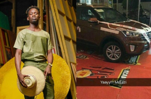 Image result for mr eazi next rated award