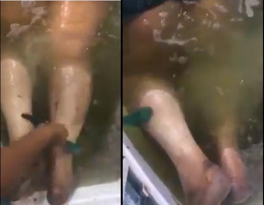 New 'bleaching procedure' leaves Twitter users in shock (Watch Video)