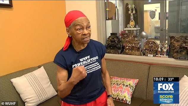 82 year old grandma beats burglar who tried to break into her house at night