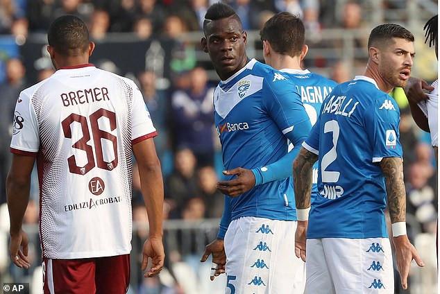 He's black' - Brescia FC president Massimo Cellino makes racist ...