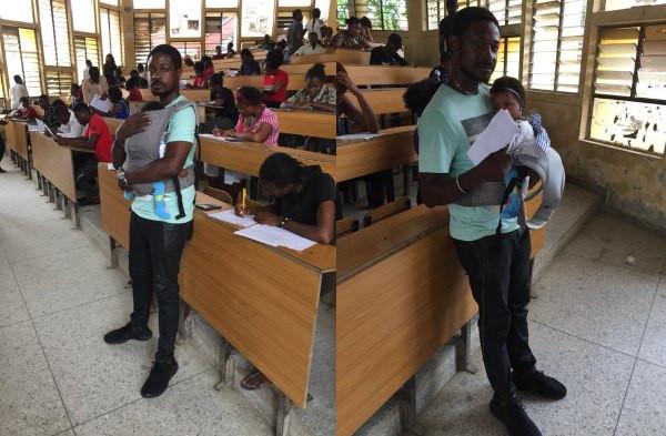 University of Calabar lecturer babysits student