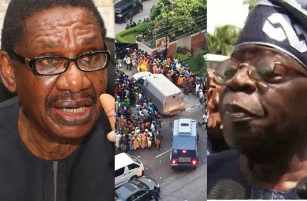 There is no merit in bullion van petitions against Tinubu, that is why the EFCC is not acting on them - Sagay