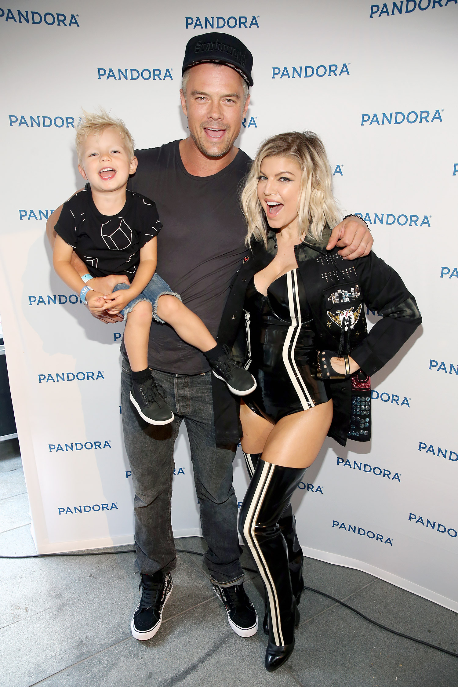 Fergie and Josh Duhamel finalise their divorce 2-years after separating?