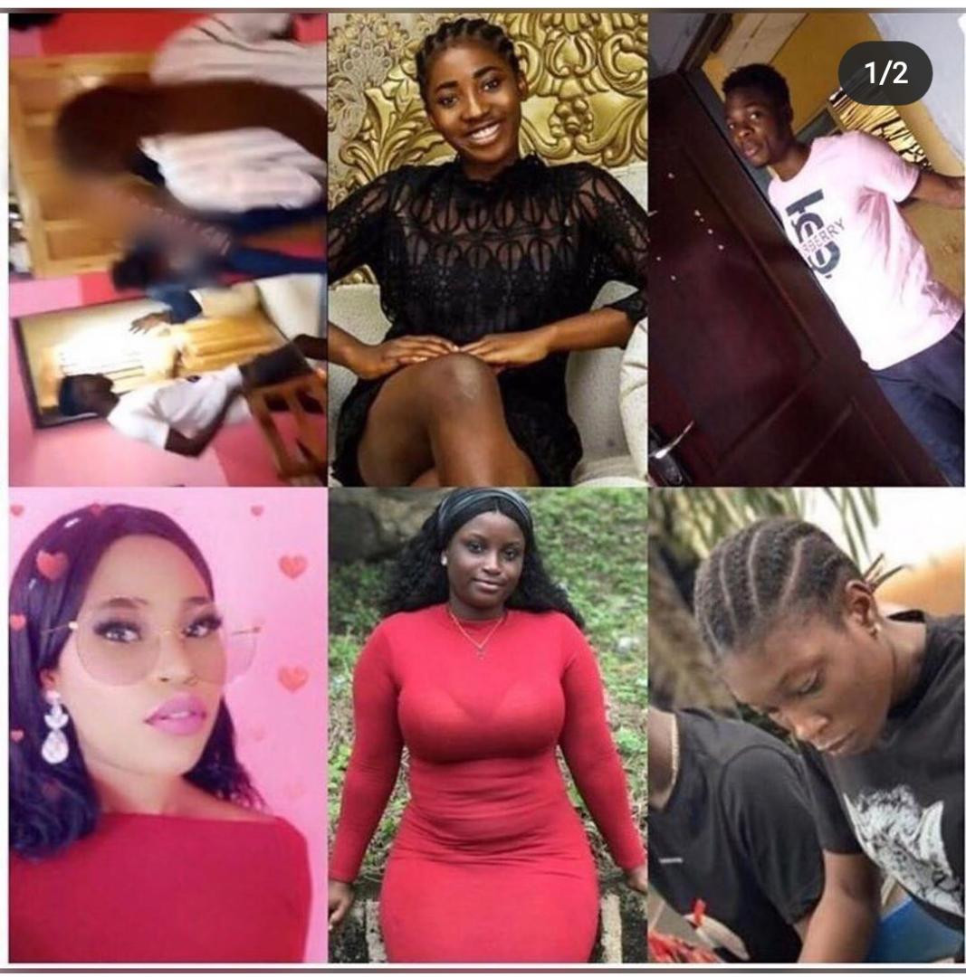 Update: FUTA expels 6 students who ganged up to beat a 100 level female student?