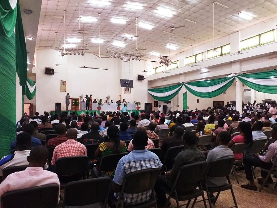 UNN holds witchcraft conference in spite of opposition from Christians (photos)