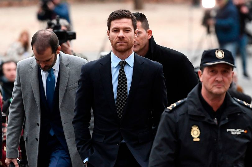 Update: Ex-Liverpool and Real Madrid star Xabi Alonso acquitted of tax fraud in Spain