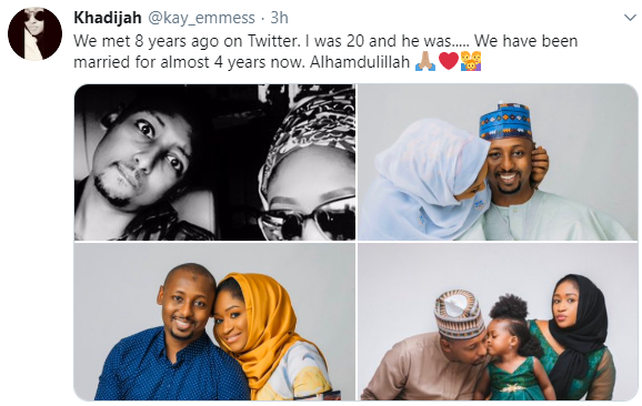 Nigerian couples who met on social media share their beautiful love stories