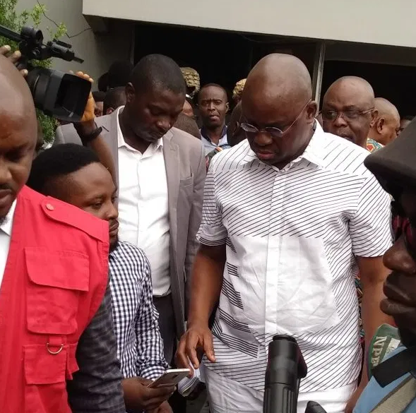 Absence of trial judge stalls Ayo Fayose