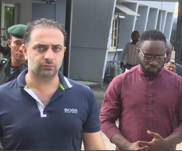 Internet Fraud: Court remands Mompha's accomplices, Kayode Phillip and Hamza Koudeih in prison custody Internet Fraud: Court remands Mompha's accomplices, Kayode Phillip and Hamza Koudeih in prison custody