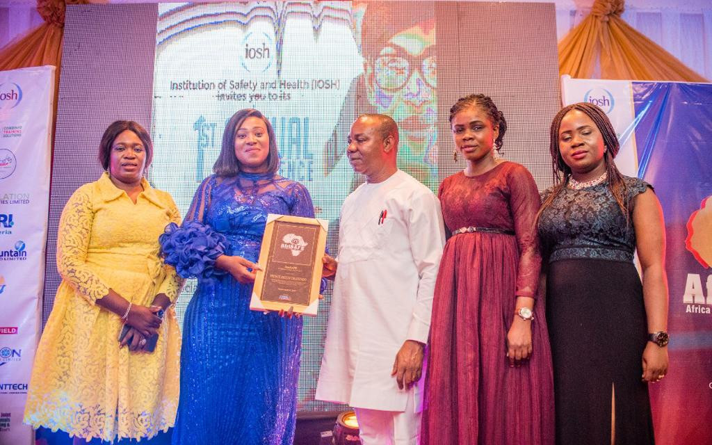 Pioneer of Computerized Vehicle Inspection in Nigeria Wins Award