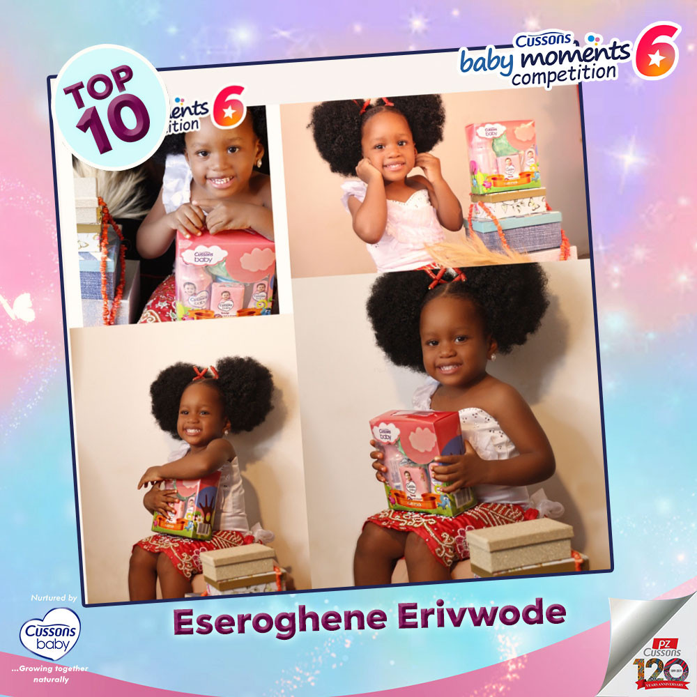 Meet the Top 10 Finalists for the Cussons Baby Moments 6!