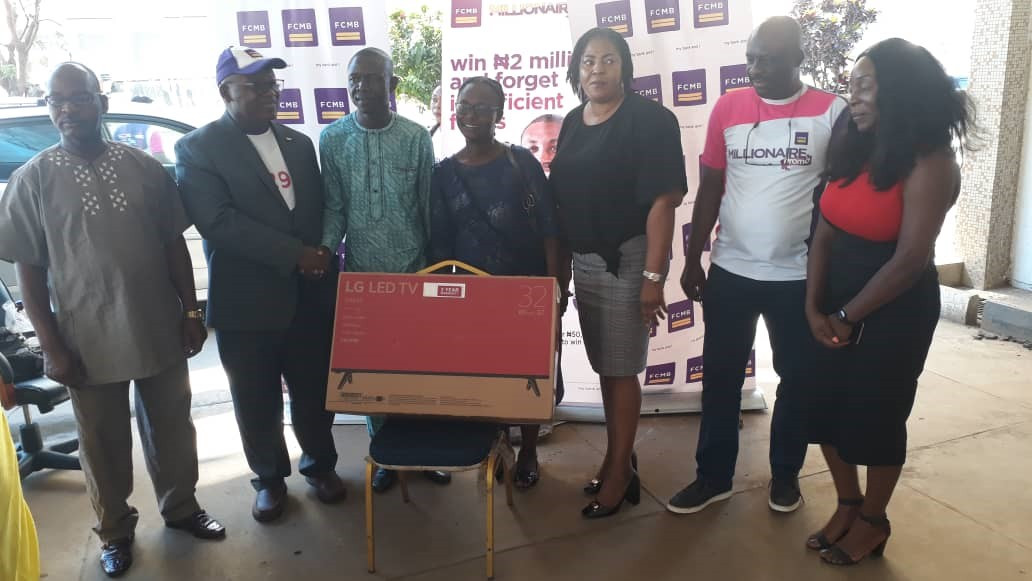 FCMB Produces More Millionaires, Empowers Customers as Season 6 of Promo Ends