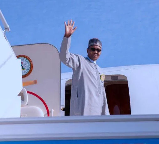 President Buhari heads to Equitorial Guinea to participate in the 5th Gas Exporting Countries Forum