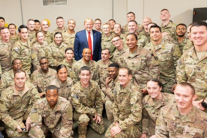 Photos from President Trump