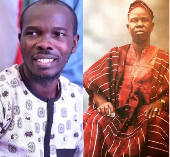 Yoruba actor, Ijebuu loses father