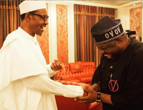Third Term: I can?t see how Buhari?can tell us he wants to stay longer than 2023, after swearing by the Holy Koran - Dele Momodu