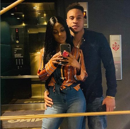 Rotimi addresses Vanessa Mdee as his 'greatest gift' as she wishes him a happy birthday