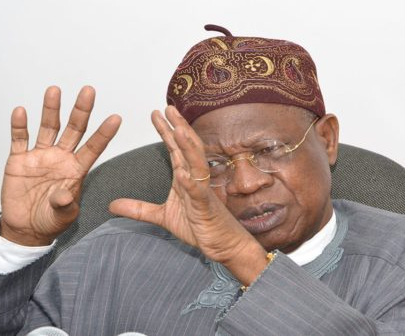 Religion can?t divide Nigeria ? Lai Mohammed