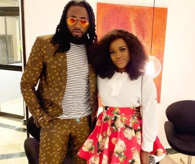 BBNaija's Ceec tackles Twitter users trolling her for showing solidarity to Uti Nwachukwu