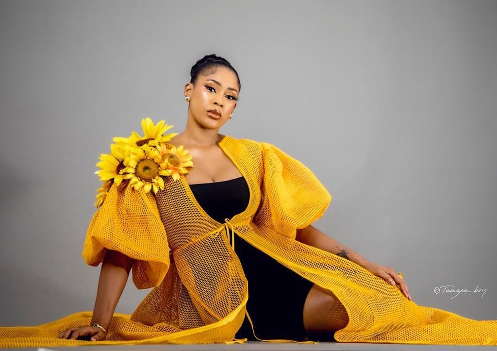 Sandra Okagbue celebrates her birthday with beautiful new photos