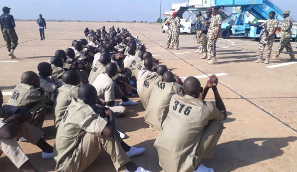 We are not recruiting ex-Boko Haram fighters into the military ? Defence HQ explains
