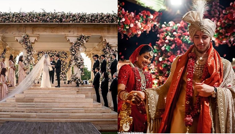 Nick Jonas and Priyanka Chopra celebrate 1st wedding anniversary with sweet messages