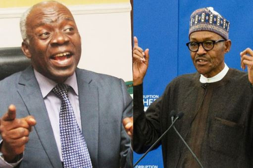 Obey Nigerian courts the way you obey British courts - Femi Falana tells FG