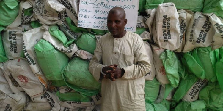 Indian hemp business is in my blood - Suspect arrested weeks after serving jail term