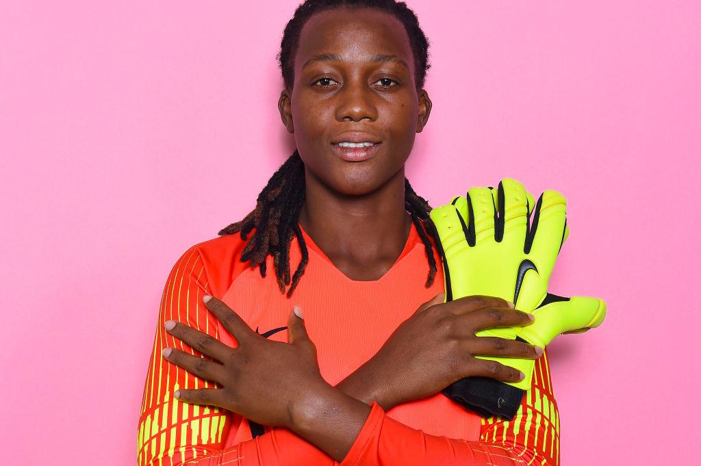 Super Falcons star?Chiamaka Nnadozie named the best female goalkeeper in Africa