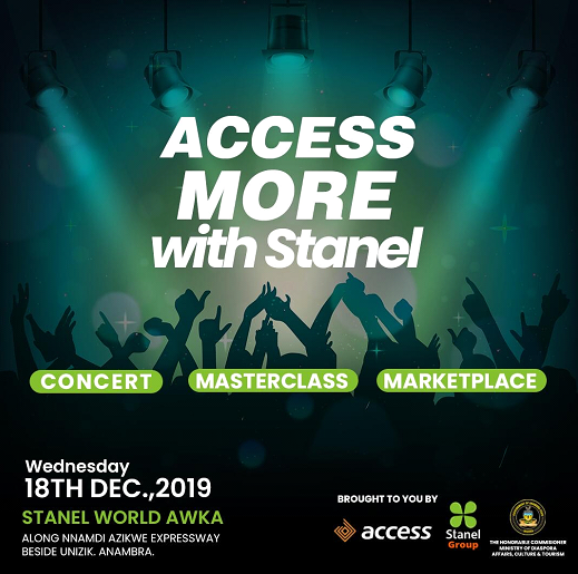 Top Industry leaders set to empower attendants at the Access More with Stanel Masterclass on 18th December, 2019