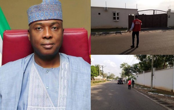 Saraki reacts as court orders forfeiture of his houses