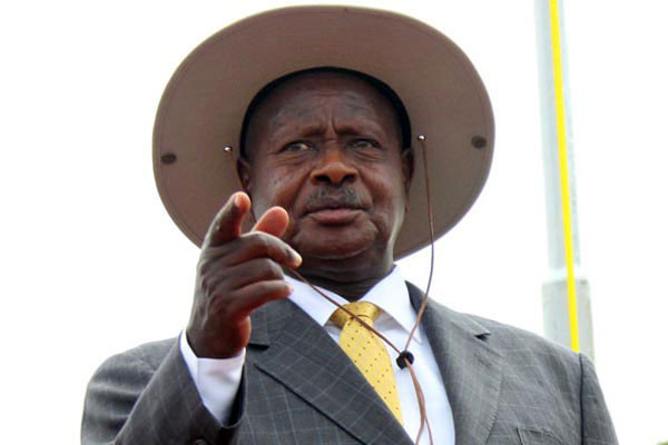 I'm not tired - Museveni says after being Uganda's President for 33 years