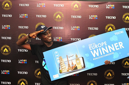 TECNO?S CAMission Made a Touch Down in Paris