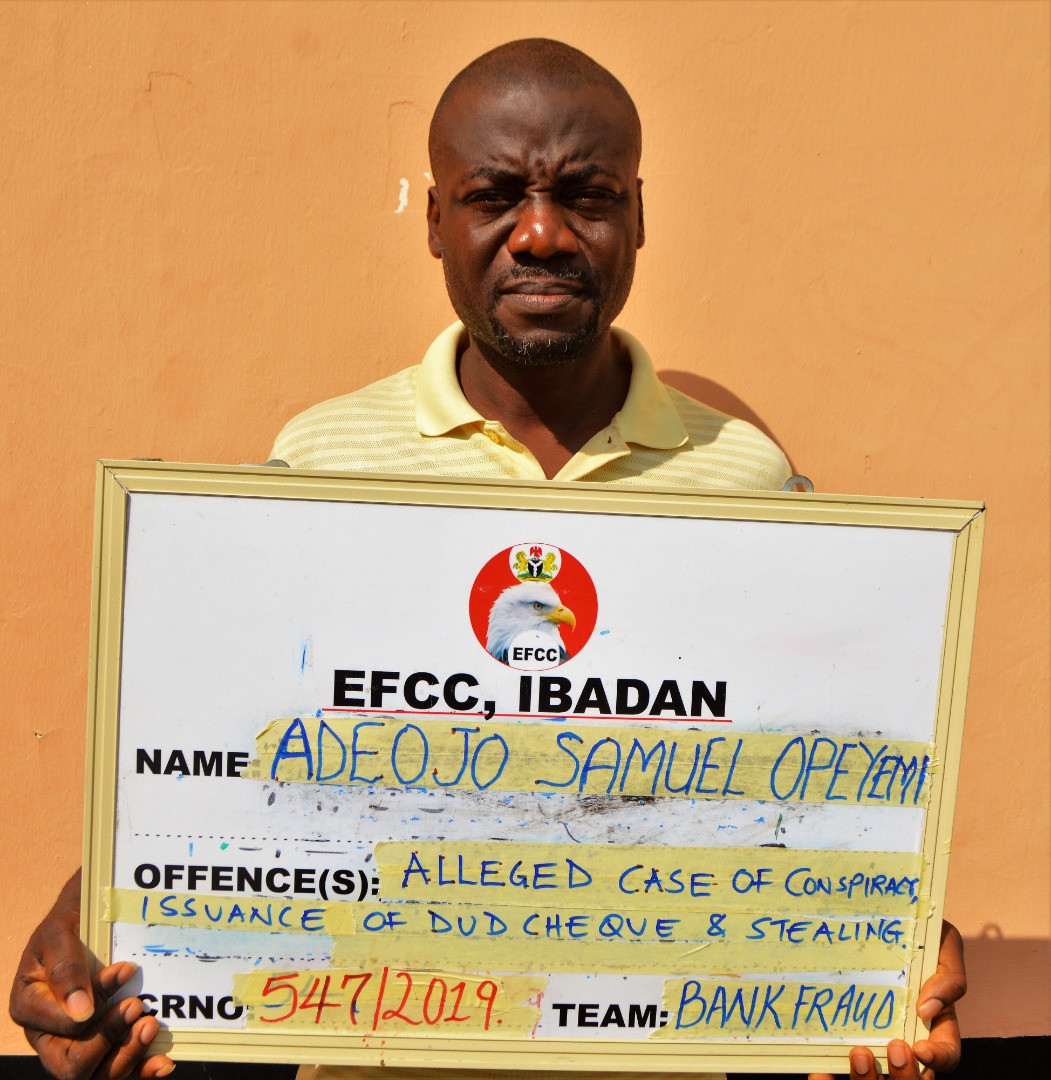Ex-Kwara council lawmaker who leads a car theft gang, arrested