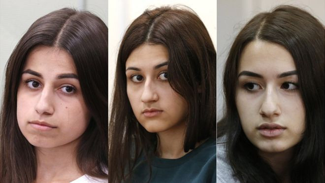 Russian sisters who killed their father for sexually abusing them, to face trial