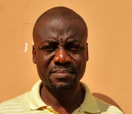 Ex-Kwara State lawmaker and alleged car theft kingpin captured by EFCC (Photo)