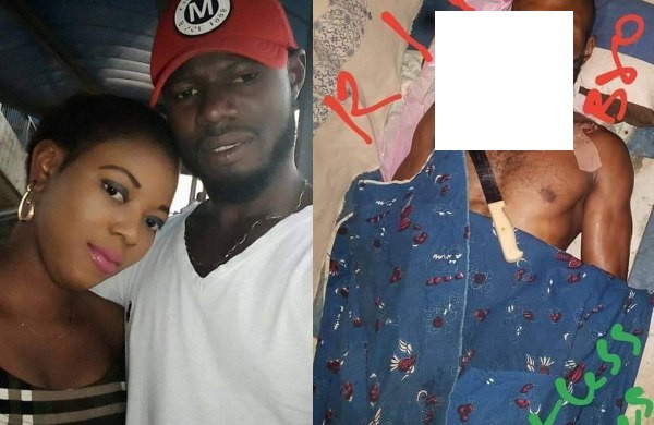 Lady accused of stabbing her partner to death in his sleep